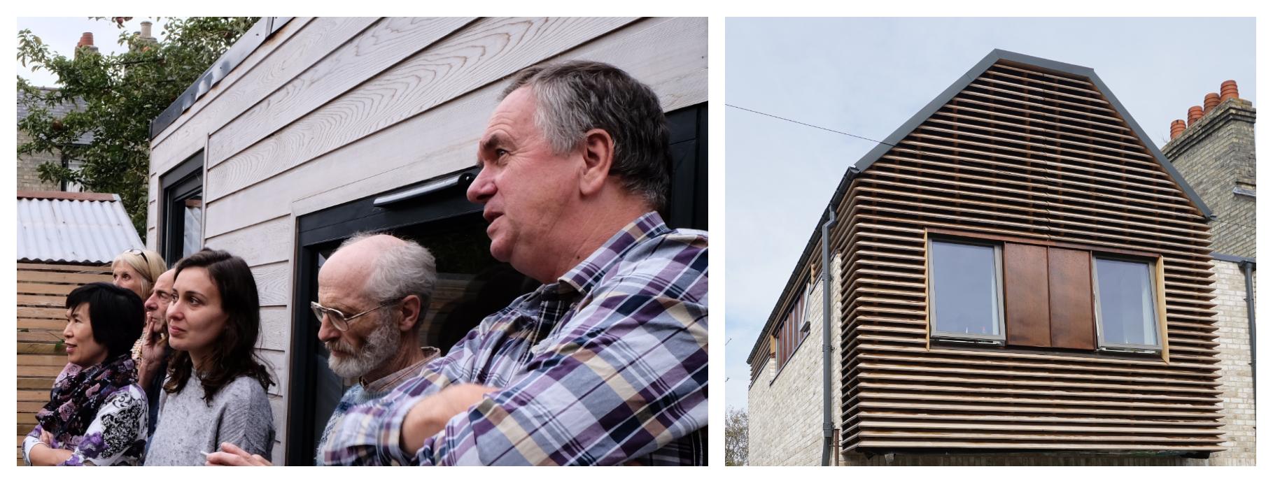 Online tour of Mark Brinkley's Self-Build Home