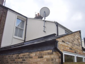 external insulation compared to neighbours lightened (2)