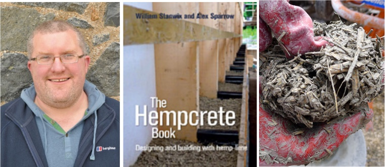 Introducing hempcrete at Thoday Street